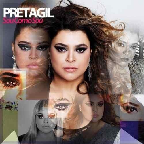Cd Preta Gil - Sou Como Sou (lacrado) Original