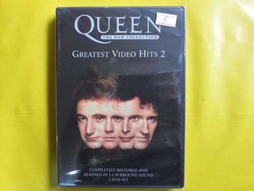 Dvd Queen Greatest Video Hits 2 / Duplo