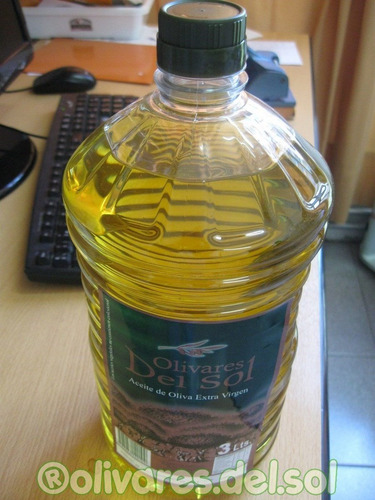 Aceite Oliva Extra Virgen Olivares X 3l + Aceto No Merc Envi
