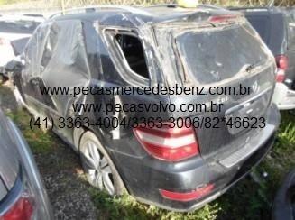 Mercedes Ml320 Ml350 Cdi Diesel /peças/sucata