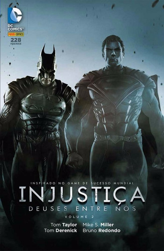 Injustiça: Deuses Entre Nós Vol.2 - Encadernado - Panini