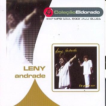 Cd Leny Andrade - Colecao Eldorado - Eu Quero Ver Original