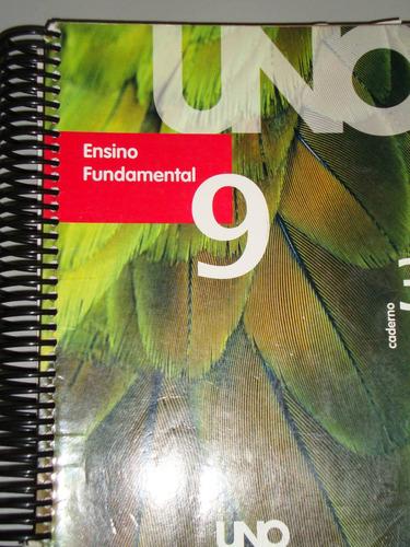 Livro   Matérias Do 2º Grau - Uno Original
