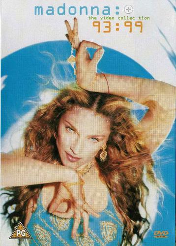 Dvd  Madonna The Video Collection 93: 99 Original