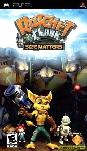 Ratched And Clank Para Psp Original