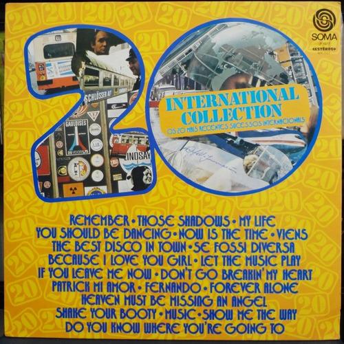 Lp Vinil - 20 Internatoinal Collection - 1977 Original