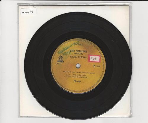 Cauby Peixoto - Meu Filho 1972 (promo) - Compacto Ep 36 Original