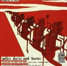 Cd Miles Davis - And Horns - 1953 Original
