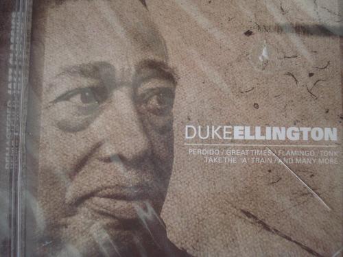 Cd Duke Ellinton The Best Of Original