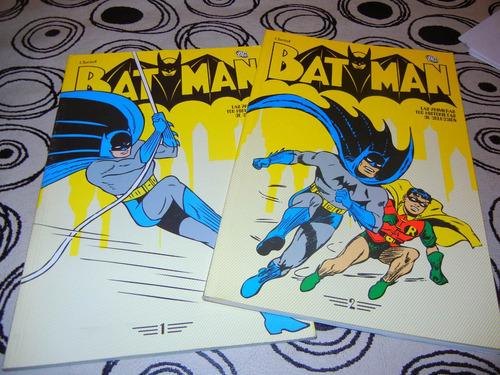 Batman-las Primeras 100 Historietas De Coleccion