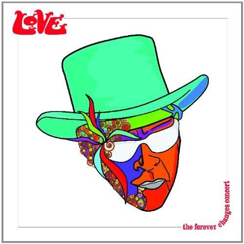 Dvd Love Forever Changes Concert Original