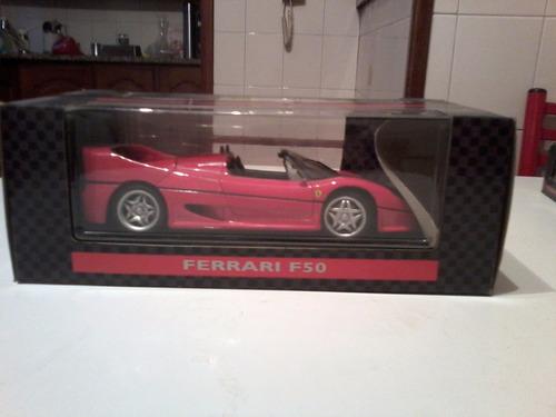Auto Ferrari F50 ´95 Colección Shell 1/18