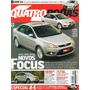 Quatro Rodas Nº582 Defender Sorento Captiva Focus Audi A4