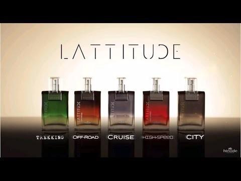 Perfume Latitude Cruise Hinode Masculino Original