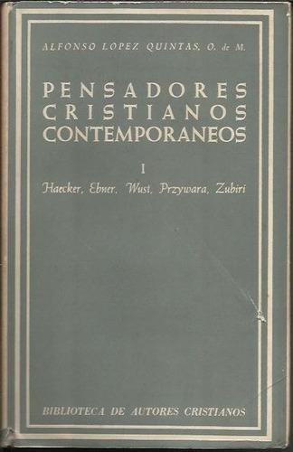 Pensadores Cristianos Contemporaneos I - Quintar Original
