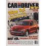 Car And Driver Jul/1999 Chrysler Pt Cruiser Ford F250 Sierra