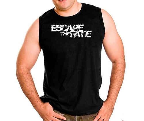 Camiseta Machão Escape The Fate
