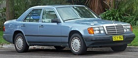 Manual De Taller Mercedes Benz W124 (1984-1995) Español