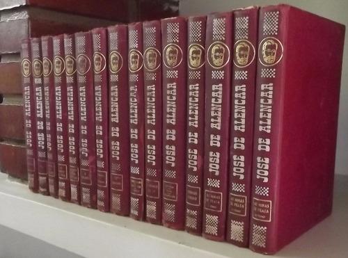 Enciclopédia Completa: José Alencar - 15 Volumes Edigraf (a)