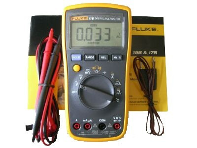 Multimetro Digital  Fluke 17b