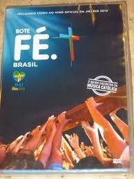 Bote Fé Brasil Dvd Original