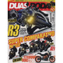 Duas Rodas N°479 Yamaha R3 Kawasaki Z800 Yamaha Mt 09 Ducati