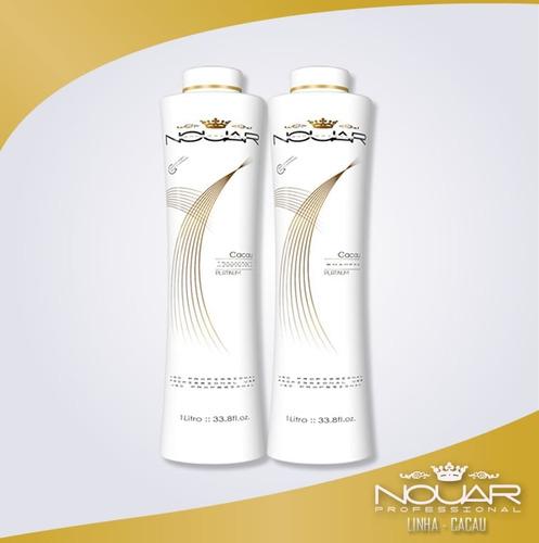 Blackfriday - Nouar Cacau 1 Litro + Display Oleo De Argan Original