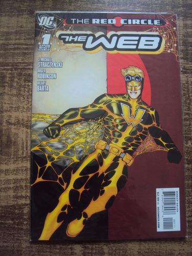 The Web # 01 - One Shot - Importada - Dc Comics Original
