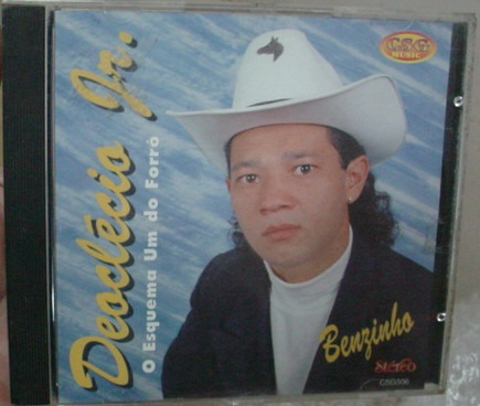 Cd  Deoclecio Jr.  /  Benzinho - B277 Original