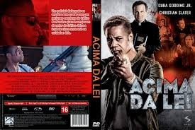 Dvd - Acima Da Lei Original