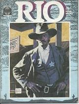 Graphic Globo N. 5 - Rio - Doug Wildey Original