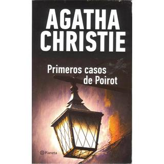 Primeros Casos De Poirot - Agatha Christie