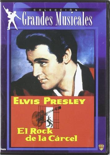 Elvis Presley - Dvd Jailhouse Rock ( El Rock De La Carcel ) Original