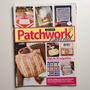 Revista Coleção Arte Fácil Patchwork Sacola Bolsa 9 973a