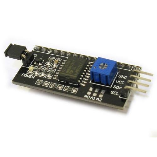 Convertidor I2c A Serial