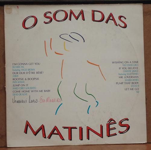 Lp (065) Coletâneas - O Som Das Mantinês Original