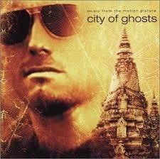 Cd City Of Ghosts - Ost Original