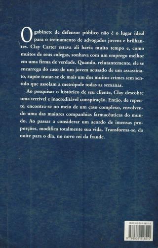 O Rei Das Fraudes - John Grisham Pague Com Cartão - Promoção Original