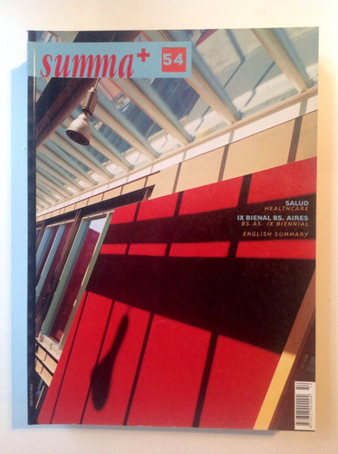 Revista Summa+ 54 - Arquitectura Para La Salud