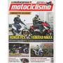 Motociclismo N°220 Honda Pcx Cg Yamaha Nmax Yzf r3 Ninja 300