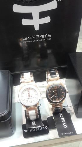 Ultra Modernos Relojes Kosiuko Cobre Sumergible Combinados