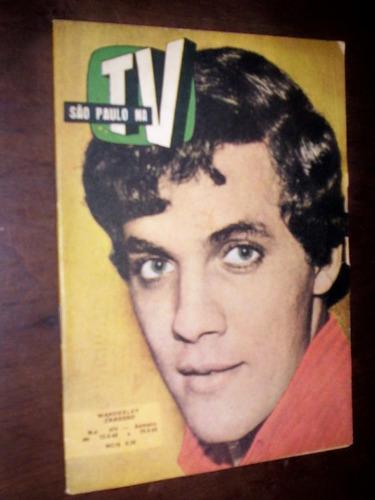 Elis  Silvinha  Wanderley Cardoso Sp Na Tv 1968 Original