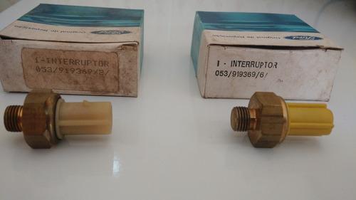 Interruptor Térmico Partida A Frio Escort /verona 93/96 Novo Original