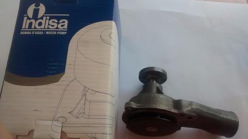 Bomba De Água Do Opala 4.1 6cc - Nova 1 Linha Original