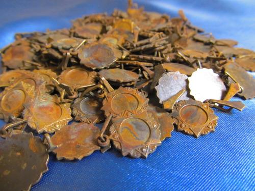 El Arcon Medallas Dijes Estrella De Ocho Puntas Grand 381 32