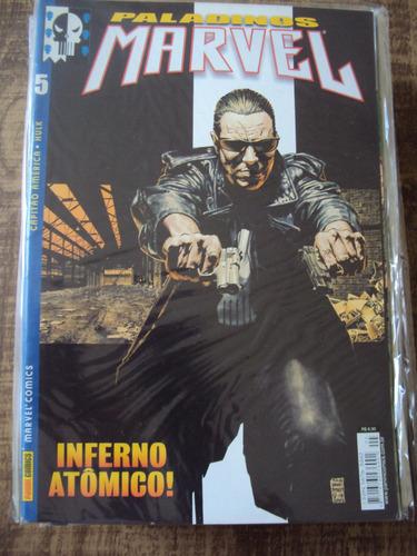 Paladinos Marvel # 05 - Panini Original