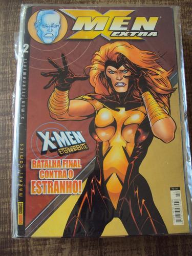 X-men Extra # 02 - Panini Original