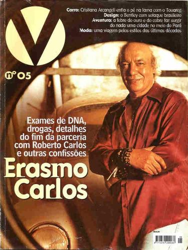 V 5 * Mar/abr 2004 * Erasmo Carlos Original