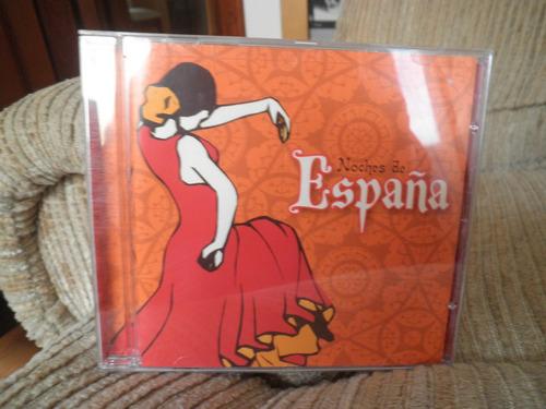 Cd Noches De España Original
