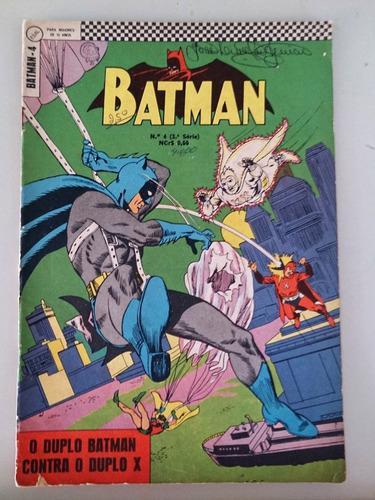Batman Ebal 3a S. No.4 -  - Raro Original